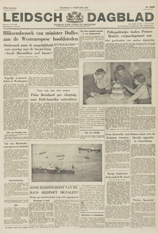 Leidsch Dagblad 1959-02-02