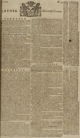 Leydse Courant 1770-04-09