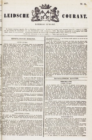 Leydse Courant 1877-03-24