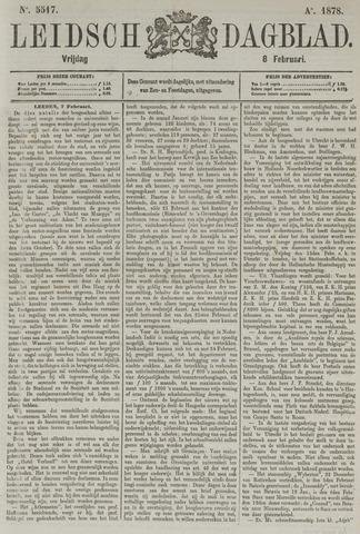 Leidsch Dagblad 1878-02-08