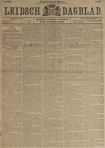 Leidsch Dagblad 1897-03-11