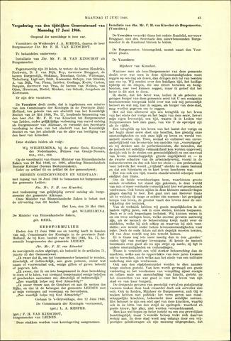 Handelingen van de Raad 1946-06-17