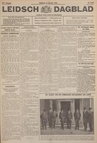 Leidsch Dagblad 1930-03-28