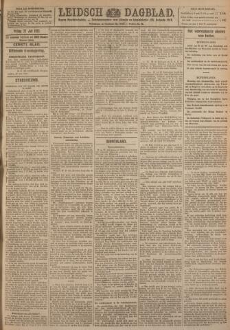 Leidsch Dagblad 1923-07-27