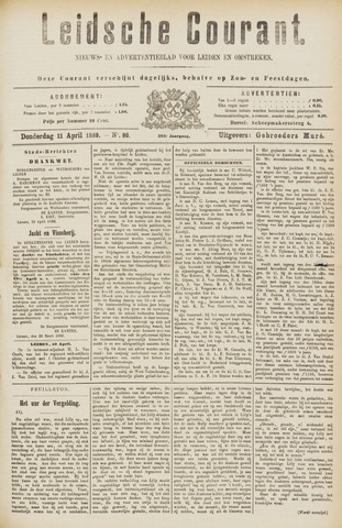 Leydse Courant 1889-04-11