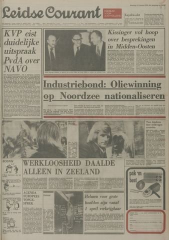 Leidse Courant 1975-02-11