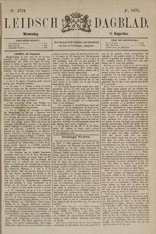 Leidsch Dagblad 1875-08-11