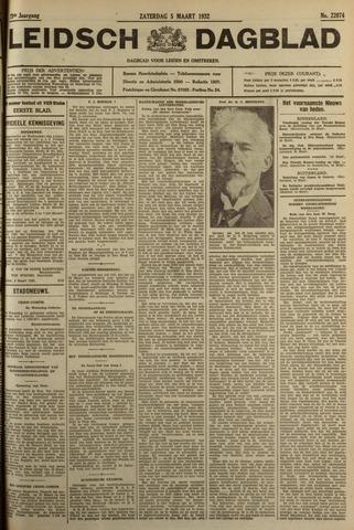 Leidsch Dagblad 1932-03-05