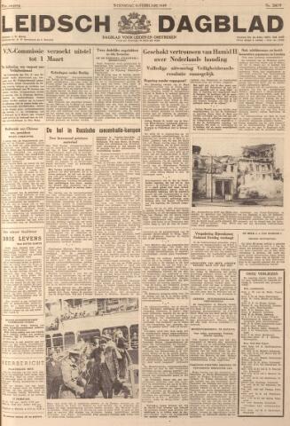 Leidsch Dagblad 1949-02-16