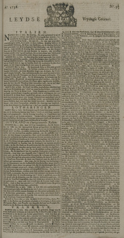 Leydse Courant 1736-08-03