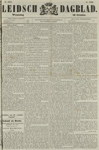 Leidsch Dagblad 1870-10-12
