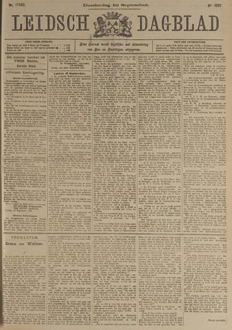 Leidsch Dagblad 1907-09-19