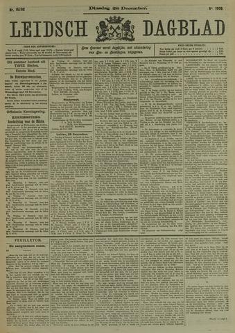 Leidsch Dagblad 1909-12-28