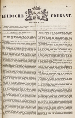 Leydse Courant 1883-04-04