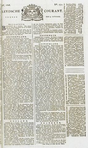 Leydse Courant 1828-10-31