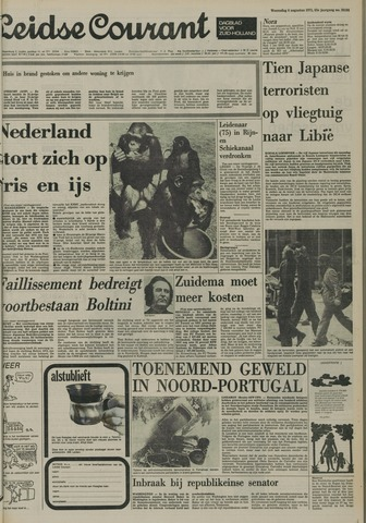 Leidse Courant 1975-08-06
