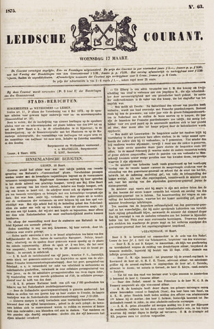 Leydse Courant 1875-03-17