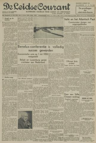Leidse Courant 1949-03-14