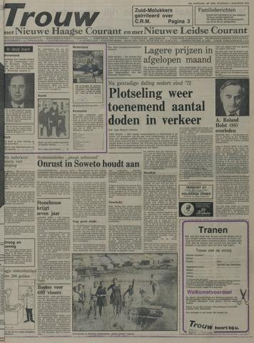 Nieuwe Leidsche Courant 1976-08-07