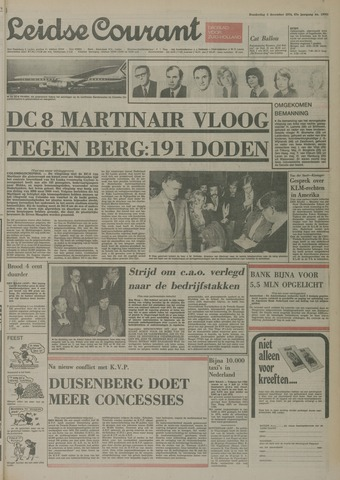 Leidse Courant 1974-12-05