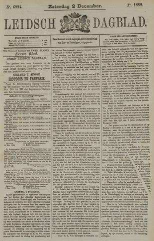 Leidsch Dagblad 1882-12-02