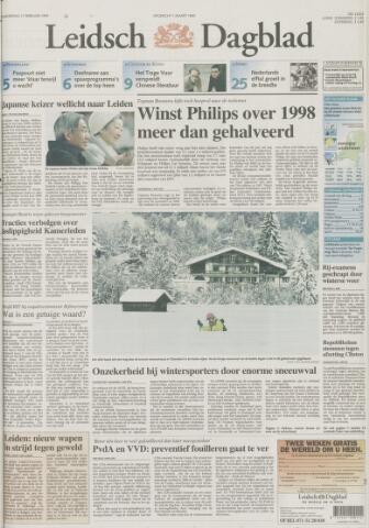Leidsch Dagblad 1999-02-11