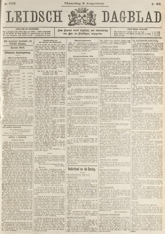 Leidsch Dagblad 1915-08-02