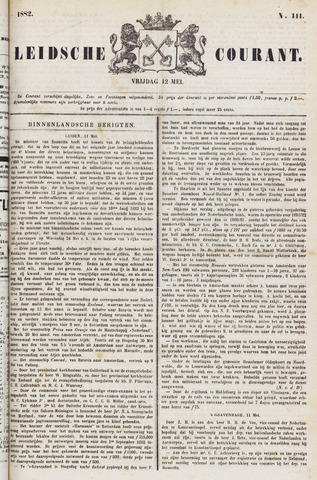 Leydse Courant 1882-05-12