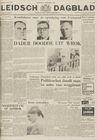 Leidsch Dagblad 1966-09-07