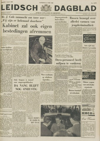 Leidsch Dagblad 1966-05-21