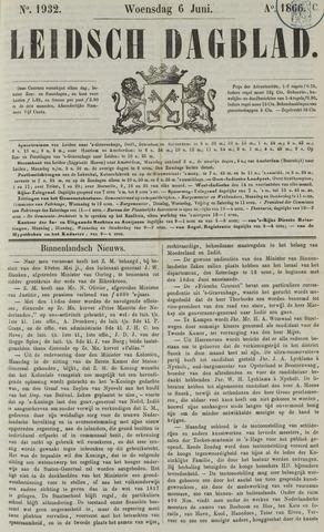 Leidsch Dagblad 1866-06-06