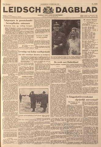 Leidsch Dagblad 1947-02-13