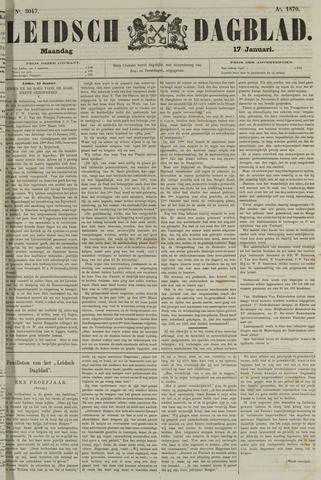 Leidsch Dagblad 1870-01-17