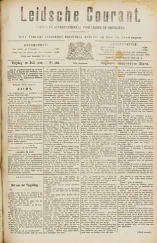 Leydse Courant 1889-07-12