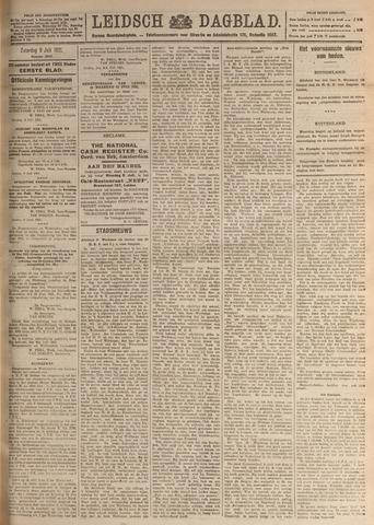 Leidsch Dagblad 1921-07-09