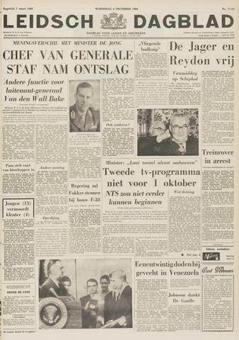 Leidsch Dagblad 1963-12-04