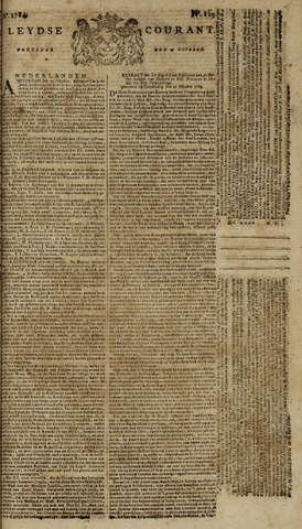 Leydse Courant 1784-10-27