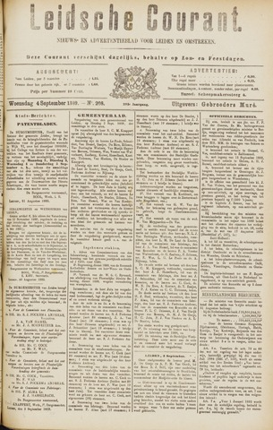 Leydse Courant 1889-09-04