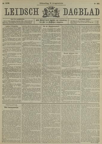 Leidsch Dagblad 1911-08-08
