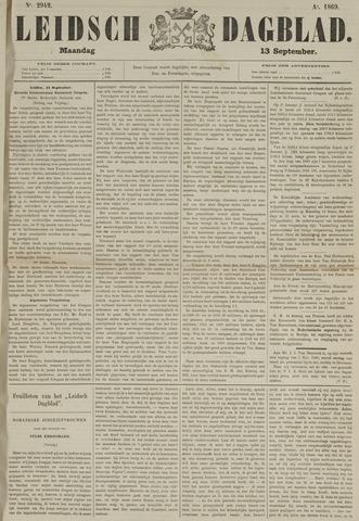 Leidsch Dagblad 1869-09-13