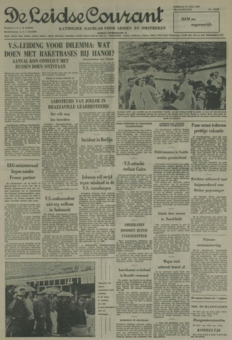 Leidse Courant 1965-07-27