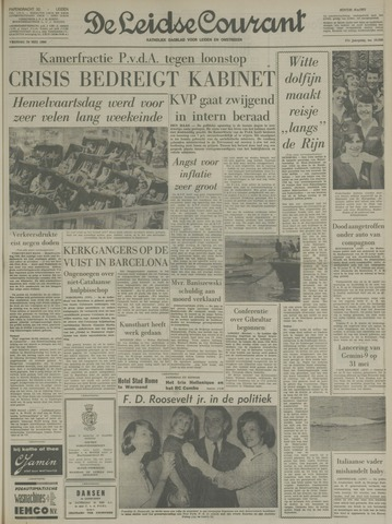 Leidse Courant 1966-05-20