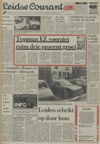 Leidse Courant 1986
