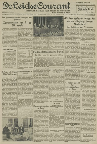 Leidse Courant 1949-06-16