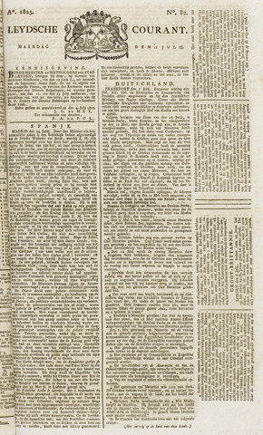 Leydse Courant 1825-07-11