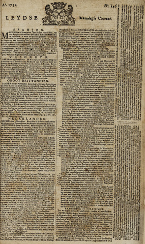 Leydse Courant 1751-12-06
