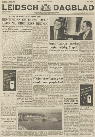 Leidsch Dagblad 1961-03-28