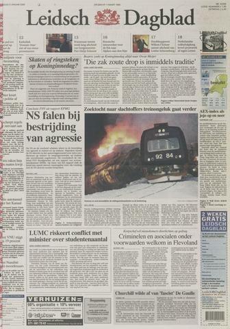 Leidsch Dagblad 2000-01-05