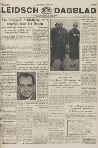Leidsch Dagblad 1955-04-13