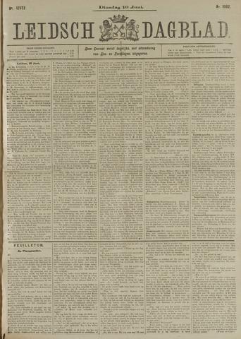 Leidsch Dagblad 1902-06-10